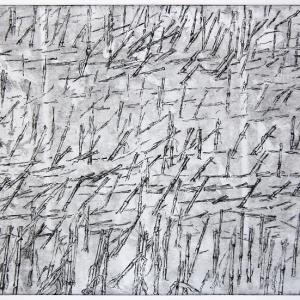 Hanne Ida Helstrup_Kaligrafisk værk_22 x 27,8 cm 2 a
