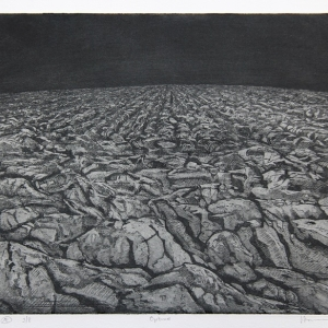 Hanne Ida Helstrup_Opbrud_aetsning 29,9 x 24,6 cm a